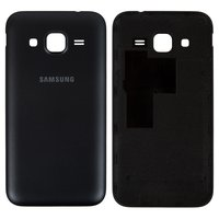 Battery Back Cover for Samsung G360F Galaxy Core Prime LTE, G360H Galaxy Core Prime Cell Phones, (black)
