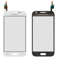 Touchscreen for Samsung G360H Galaxy Core Prime Cell Phone, (white)