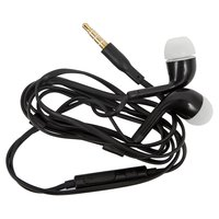 Headphone, (black, TRRS 3.5 mm)