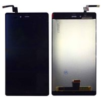 LCD for ZTE Nubia Z9 Max Cell Phone, (black, with touchscreen)