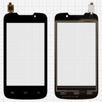Touchscreen for Explay Alto Cell Phone, (black)