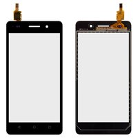 Touchscreen for Huawei Honor 4C Cell Phone, (black)