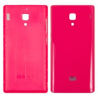 Battery Back Cover for Xiaomi Red Rice 1S Cell Phone, (pink)