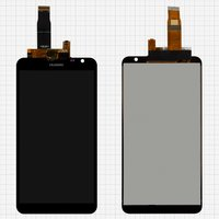 LCD for Huawei Ascend Mate 2 MT2-L03 Cell Phone, (black, with touchscreen)