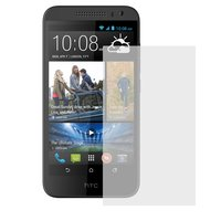 Tempered Glass Screen Protector All Spares for HTC Desire 616 Dual Sim Cell Phone, (0,26 mm 9H)