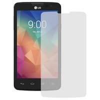 Tempered Glass Screen Protector All Spares for LG X135 L60i Dual, X145 L60 Dual Cell Phones, (0,26 mm 9H)