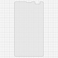 Tempered Glass Screen Protector All Spares for Microsoft (Nokia) 430 Lumia Cell Phone, (0,26 mm 9H)