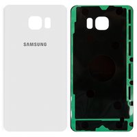 Housing Back Cover for Samsung N9200 Galaxy Note 5 Cell Phone, (white)
