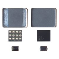Microchip controlador de iluminación U1502 12 pin para celulares Apple iPhone 6, iPhone 6 Plus