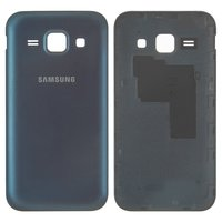 Battery Back Cover for Samsung J100H/DS Galaxy J1 Cell Phone, (dark blue)