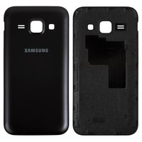 Battery Back Cover for Samsung J100H/DS Galaxy J1 Cell Phone, (black)