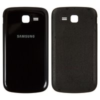 Battery Back Cover for Samsung S7392C Cell Phone, (black)