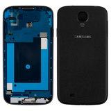 Housing Samsung I9500 Galaxy S4, (black, Black Edition)