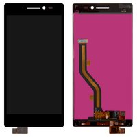 LCD for Lenovo Vibe X2 Cell Phone, (black, with touchscreen)
