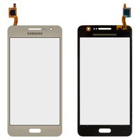 Touchscreen for Samsung G531H/DS Grand Prime VE Cell Phone, (golden) #BT541C