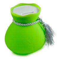 LED Night Light and Piggy Bank HSD9024A (green)