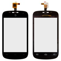 Touchscreen for ZTE Z992 Avail 2 Cell Phone, (black)