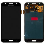 LCD for Samsung J500F/DS Galaxy J5, J500H/DS Galaxy J5, J500M/DS Galaxy J5 Cell Phones, (black, with touchscreen, Original (PRC), original glass)
