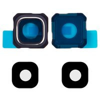 Camera Lens for Samsung G928 Galaxy S6 EDGE+ Cell Phone, (dark blue)