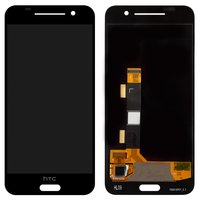 LCD for HTC One A9 Cell Phone, (black, with touchscreen)