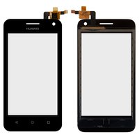 Touchscreen for Huawei Ascend Y3C Y336 Cell Phone, (black)