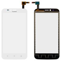 Touchscreen for Huawei Ascend Y625 Cell Phone, (white)