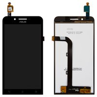 LCD for Asus ZenFone Go (ZC500TG) Cell Phone, (black, with touchscreen)