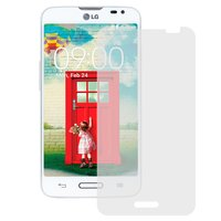 Tempered Glass Screen Protector for LG D280 Optimus L65 Cell Phone, (0,26 mm 9H, (without package, without wipes))