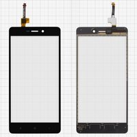 Touchscreen for Xiaomi Redmi 3 Cell Phone, (black) #004-1533