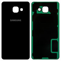 Housing Back Cover for Samsung A510F Galaxy A5 (2016) Cell Phone, (black)