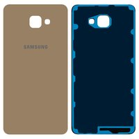 Housing Back Cover for Samsung A910 Galaxy A9 (2016) Cell Phone, (golden)