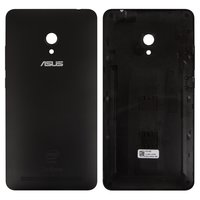 Housing Back Cover for Asus ZenFone 6 (A600CG) Cell Phone, (black)