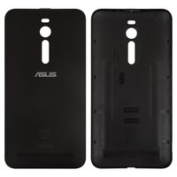 Housing Back Cover for Asus ZenFone 2 (ZE550ML) Cell Phone, (black)