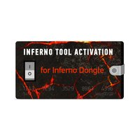 Inferno Tool Activation for Inferno Dongle