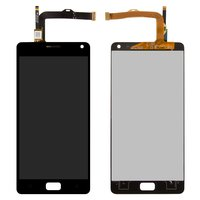 LCD for Lenovo Vibe P1 Cell Phone, (black, with touchscreen)