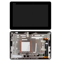 LCD for Asus MeMO Pad 10 ME102A Tablet, (black, with touchscreen, with frame) #B101EAN01.1/MCF-101-0990-01-FPC-V4.0