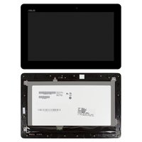 LCD for Asus ASUS Transformer Book T100 Tablet, (black, with touchscreen, with frame) #B101XAN02.0/FP-TPAY10104A-02X-H