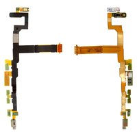 Flat Cable for Sony E5803 Xperia Z5 Compact, E5823 Xperia Z5 Compact Cell Phones, (start button, with components)