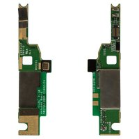 Flat Cable for Sony E2312 Xperia M4 Aqua Dual Cell Phone, (with microphone, antenna board)