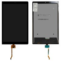 LCD for Lenovo Yoga Tablet 3 Pro X90L 3G/LTE  Tablet, (black, with touchscreen)