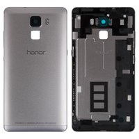 Housing Back Cover for Huawei Honor 7 Cell Phone, (silver)