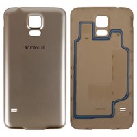 Housing Back Cover for Samsung G903 Galaxy S5 Neo Cell Phone, (golden)