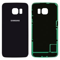 Housing Back Cover for Samsung G925F Galaxy S6 EDGE Cell Phone, (dark blue)