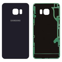 Housing Back Cover for Samsung G928 Galaxy S6 EDGE+ Cell Phone, (dark blue)