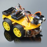 Haitronic Multifunction Bluetooth Controlled Robot Smart Car
