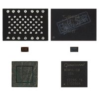 Memory IC NAND+EEPROM+MODEM for Apple iPhone 5S Cell Phone, (programmable, 16 GB, neverlock, used, tested)