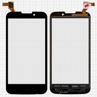 Touchscreen for Prestigio MultiPhone 5503 Duo, MultiPhone 5517 Duo Cell Phones, (black) #MCF-050-1436-V1.0