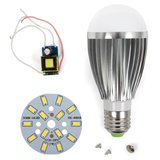 LED Light Bulb DIY Kit SQ-Q03 7 W (cold white, E27), Dimmable