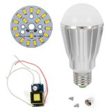 LED Light Bulb DIY Kit SQ-Q17 9 W (warm white, E27), Dimmable