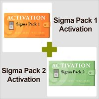 Sigma Pack 1 + Sigma Pack 2 Activations